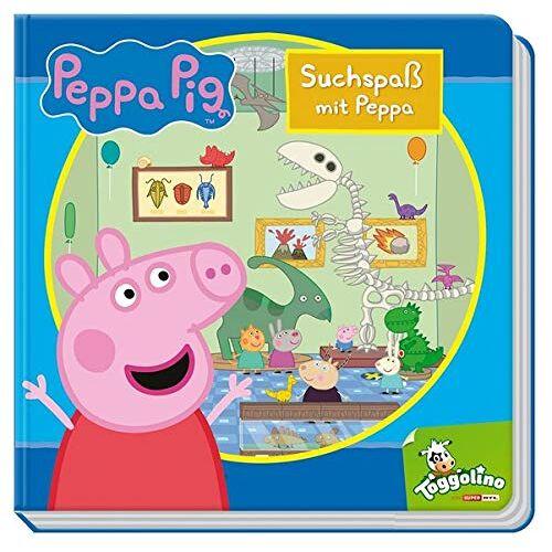 - Suchspaß mit Peppa (Peppa Pig) - Preis vom 15.01.2021 06:07:28 h