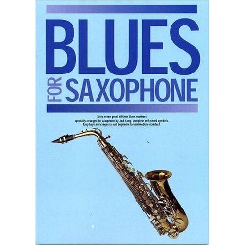 #value! - Blues for Saxophone - Preis vom 23.02.2021 06:05:19 h