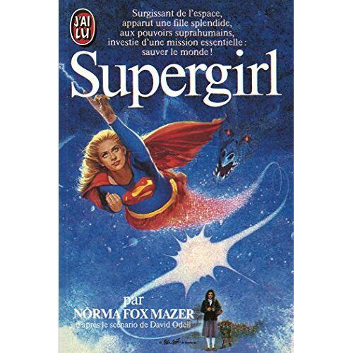 Collectif - Supergirl  - Papèterie (J'AI LU PAPETERIE) - Preis vom 20.10.2020 04:55:35 h
