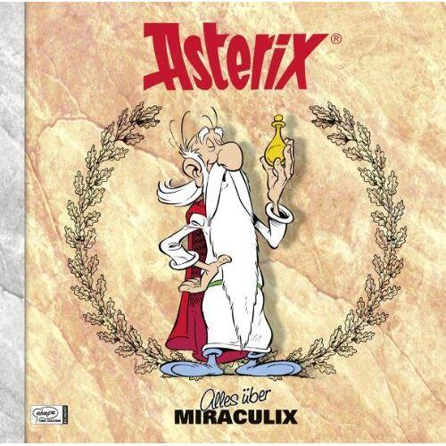 René Goscinny - Asterix - Alles über Miraculix: Asterix-Characterbooks 04 - Preis vom 12.05.2021 04:50:50 h