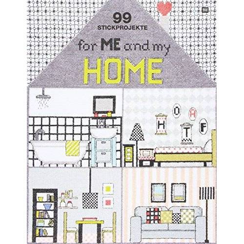 - 99 Stickprojekte: for ME and my HOME - Preis vom 16.01.2021 06:04:45 h