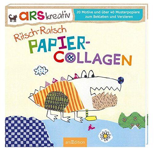 - Ritsch-Ratsch Papiercollagen - Preis vom 21.01.2021 06:07:38 h