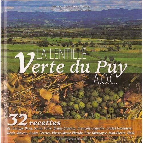 Jean-Louis Rocher - La lentille verte du Puy - Preis vom 05.10.2020 04:48:24 h