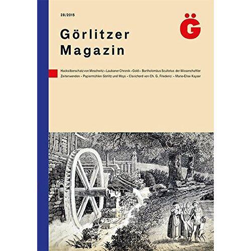 Görlitzer Sammlungen - Görlitzer Magazin 28 - Preis vom 20.10.2020 04:55:35 h