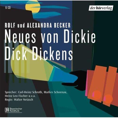 Becker, Rolf A. - Neues von Dickie Dick Dickens: Folgen 1-13 (1959) - Preis vom 06.03.2021 05:55:44 h
