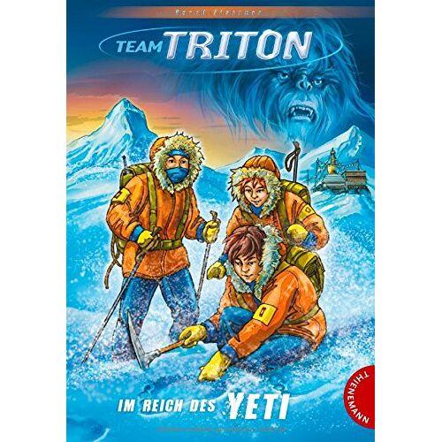 Bernd Flessner - Team Triton, Band 3: Team Triton, Im Reich des Yeti - Preis vom 05.05.2021 04:54:13 h
