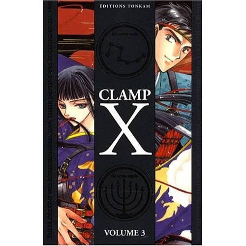 Clamp - Clamp X, Tome 3 : - Preis vom 21.10.2020 04:49:09 h