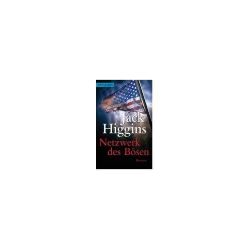 Jack Higgins - Netzwerk des Bösen: Roman - - Preis vom 19.01.2020 06:04:52 h