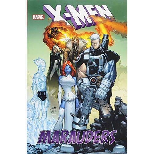 Mike Carey - X-Men: Marauders - Preis vom 18.04.2021 04:52:10 h