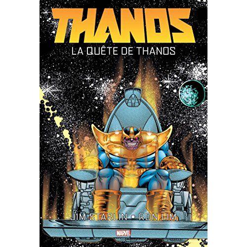 Jim Starlin - Thanos : La quête de Thanos - Preis vom 07.03.2021 06:00:26 h