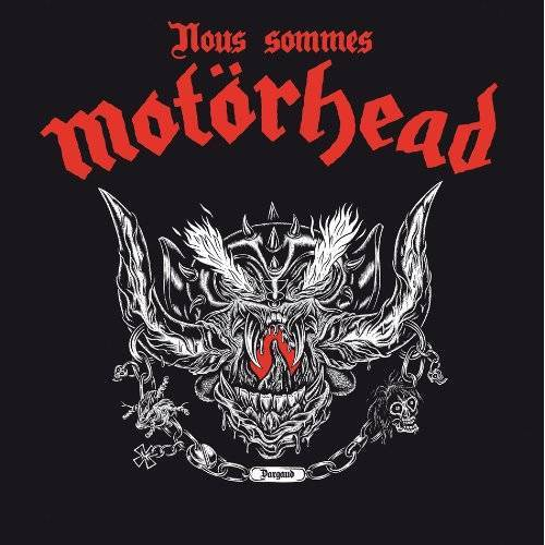 Appollo - Nous sommes Motörhead - Preis vom 05.05.2021 04:54:13 h