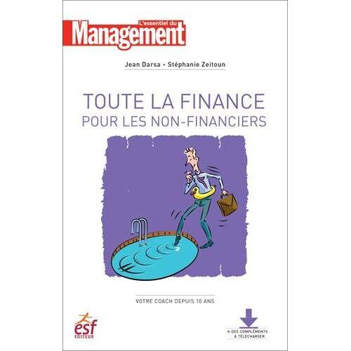 Jean Darsa - Toute la finance pour les non-financiers - Preis vom 06.05.2021 04:54:26 h
