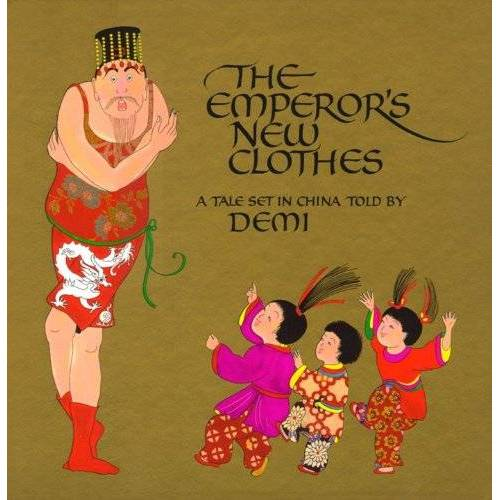 Demi - The Emperor's New Clothes: A Tale Set in China - Preis vom 12.05.2021 04:50:50 h