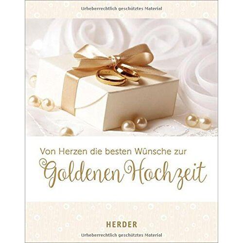 - Von Herzen die besten Wünsche zur Goldenen Hochzeit - Preis vom 10.12.2019 05:57:21 h