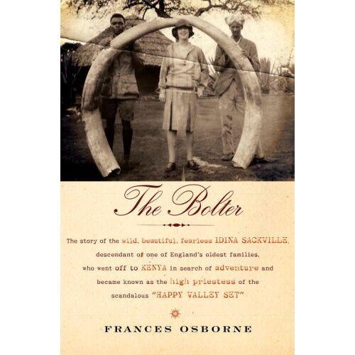 Frances Osborne - The Bolter - Preis vom 14.04.2021 04:53:30 h