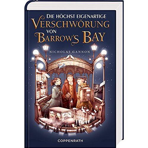 Nicholas Gannon - Die höchst eigenartige Verschwörung von Barrow's Bay - Preis vom 16.04.2021 04:54:32 h