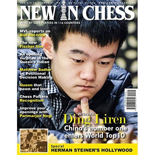 Ten Geuzendam, Dirk Jan - New in Chess Magazine 2015/6 - Preis vom 18.04.2021 04:52:10 h