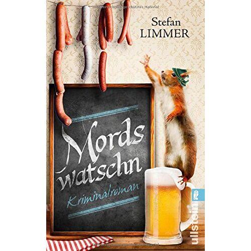 Stefan Limmer - Mordswatschn: Ein Bayern-Krimi - Preis vom 25.01.2021 05:57:21 h