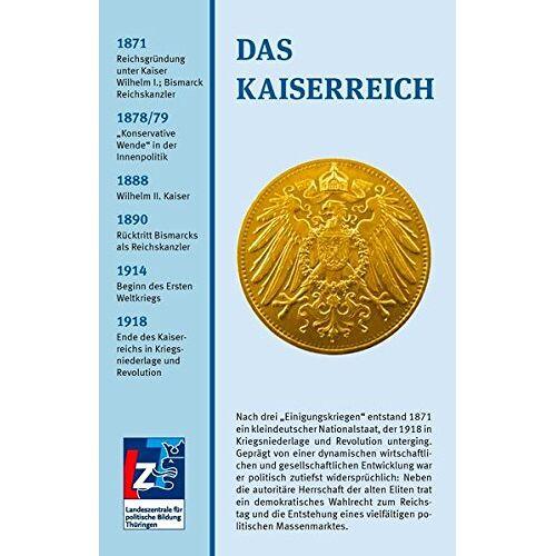 Reeken, Dietmar von - Das Kaiserreich - Preis vom 15.05.2021 04:43:31 h