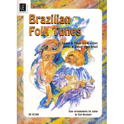 - Brazilian Folk Tunes. Gitarre - Preis vom 24.02.2021 06:00:20 h