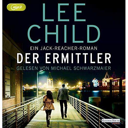 Lee Child - Der Ermittler: Ein Jack-Reacher-Roman (Die-Jack-Reacher-Romane, Band 21) - Preis vom 29.03.2020 04:52:35 h