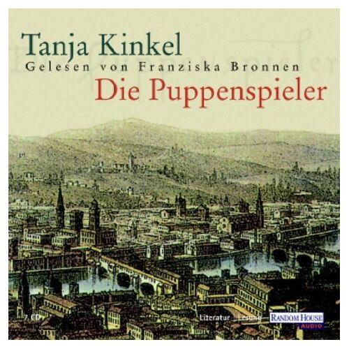 Tanja Kinkel - Die Puppenspieler. 7 CDs. - Preis vom 03.09.2020 04:54:11 h