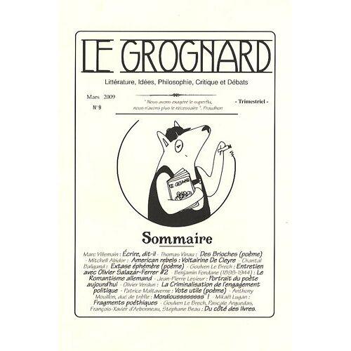 Collectif - Le Grognard, n° 9 - Preis vom 05.05.2021 04:54:13 h