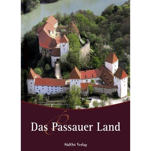 Constanze Müller - Das Passauer Land: Ein Porträt des Landkreises Passau - Preis vom 10.04.2021 04:53:14 h
