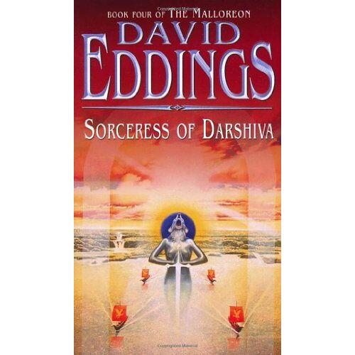 David Eddings - Sorceress Of Darshiva: (Malloreon 4) (The Malloreon (TW), Band 4) - Preis vom 27.02.2021 06:04:24 h