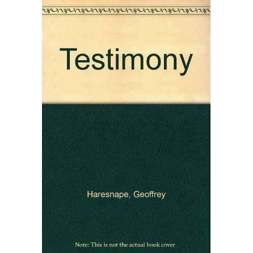 - Testimony - Preis vom 13.05.2021 04:51:36 h