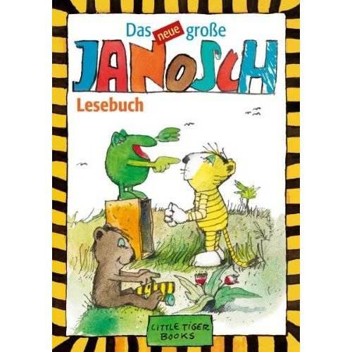 Janosch - Das neue große Janosch-Lesebuch - Preis vom 24.01.2021 06:07:55 h
