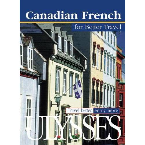 Ulysses Phrasebooks - Ulysses Phrase Canadianfrench, 2nd Ed (Ulysses Phrasebooks) - Preis vom 14.10.2020 04:55:43 h