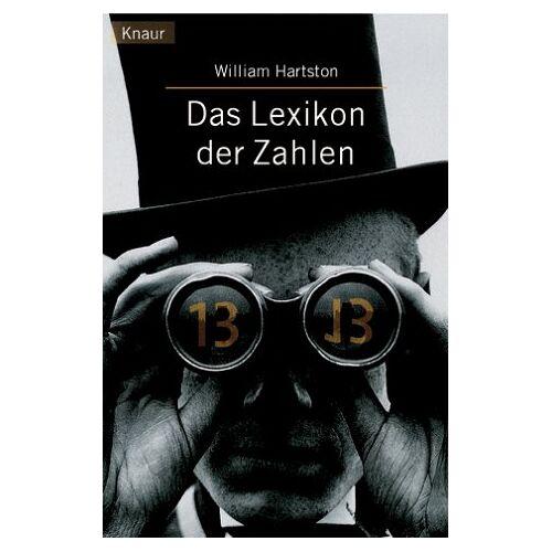 William Hartston - Das Lexikon der Zahlen - Preis vom 01.03.2021 06:00:22 h