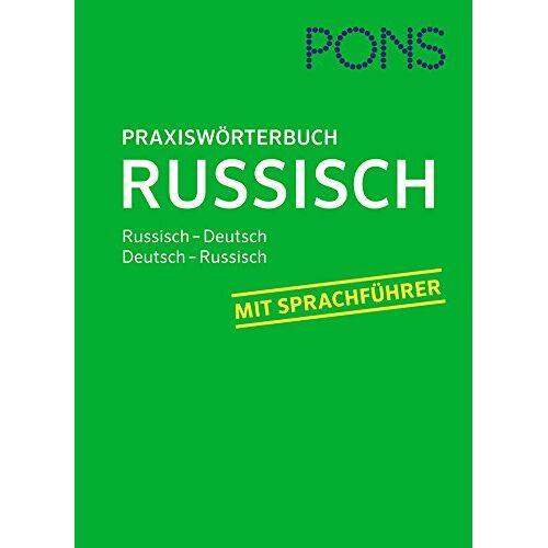 - PONS Praxiswörterbuch Russisch: Russisch - Deutsch / Deutsch - Russisch. Mit Sprachführer. - Preis vom 27.02.2021 06:04:24 h