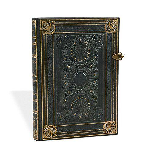 - Nocturnelle - Notizbuch Midi Liniert - Paperblanks - Preis vom 21.10.2020 04:49:09 h