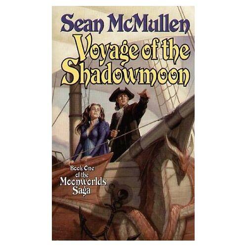 Sean McMullen - Voyage of the Shadowmoon - Preis vom 21.01.2021 06:07:38 h