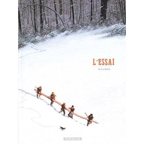 Nicolas Debon - L'Essai - Preis vom 21.04.2021 04:48:01 h