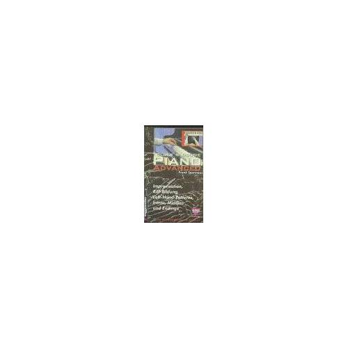 - Blues 'n' Boogie Piano Advanced [VHS] - Preis vom 24.02.2021 06:00:20 h