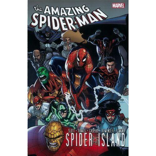 Dan Slott - Spider-Man: Spider-Island (Spider-Man (Marvel)) - Preis vom 05.09.2020 04:49:05 h