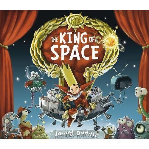 Jonny Duddle - The King of Space (Jonny Duddle) - Preis vom 25.01.2021 05:57:21 h