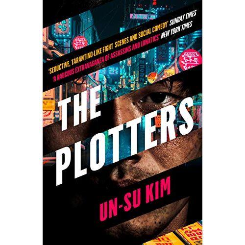 Un-Su Kim - The Plotters - Preis vom 24.02.2021 06:00:20 h