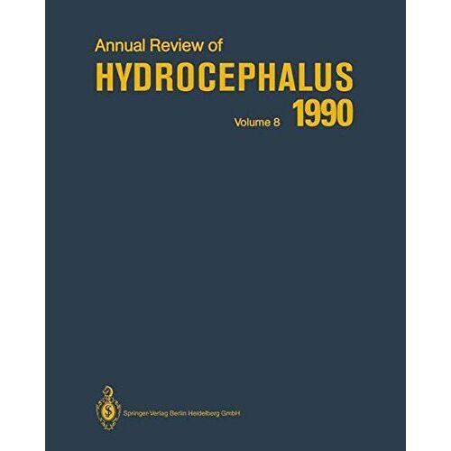 Satoshi Matsumoto - Annual Review of Hydrocephalus: Volume 8 1990 - Preis vom 11.05.2021 04:49:30 h
