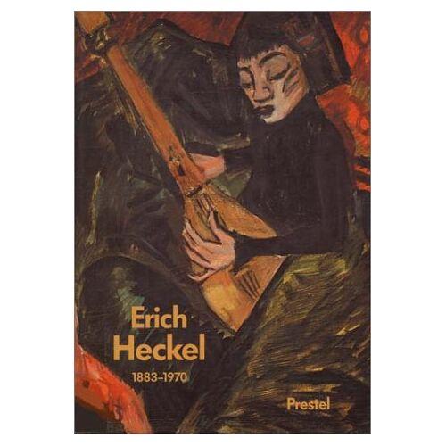 Erich Heckel - Erich Heckel 1883-1970 - Preis vom 05.09.2020 04:49:05 h