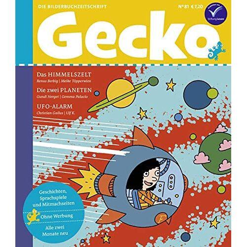 Renus Berbig - Gecko Kinderzeitschrift Band 81: Die Bilderbuchzeitschrift - Preis vom 10.05.2021 04:48:42 h