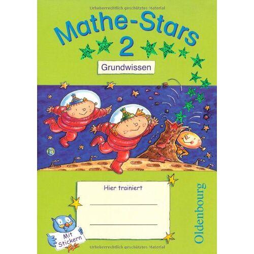 Werner Hatt - Mathe Stars 2. Grundwissen - Preis vom 25.02.2021 06:08:03 h
