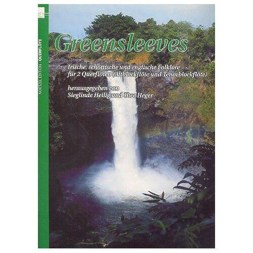 - Greensleeves für 2 Flöten - Preis vom 26.01.2021 06:11:22 h