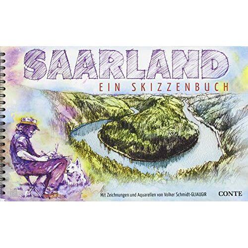 - Saarland - Ein Skizzenbuch - Preis vom 26.01.2020 05:58:29 h