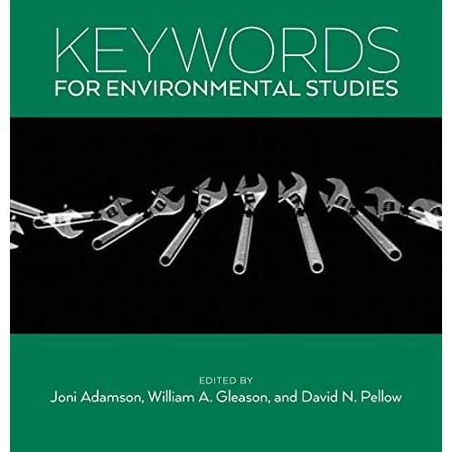 Joni Adamson - Keywords for Environmental Studies - Preis vom 19.10.2020 04:51:53 h