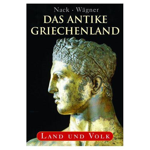 Emil Nack - Das antike Griechenland.Land und Volk - Preis vom 25.10.2020 05:48:23 h