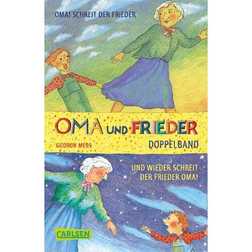 Gudrun Mebs - Oma und Frieder: Oma und Frieder 1 + 2: Oma!, schreit der Frieder / Und wieder schreit der Frieder: Oma! - Preis vom 07.05.2021 04:52:30 h